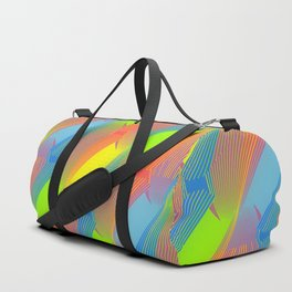 Wing Song Duffle Bag