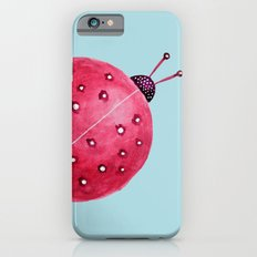 Spherical Abstract Watercolor Ladybug Slim Case iPhone 6s