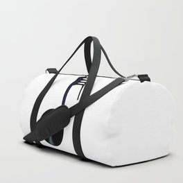 Isolated Record Note Duffle Bag