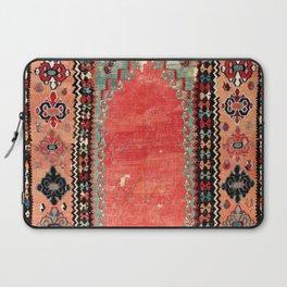 Sivas  Antique Cappadocian Turkish Niche Kilim Laptop Sleeve