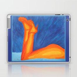 Dyane's Legs Laptop & iPad Skin