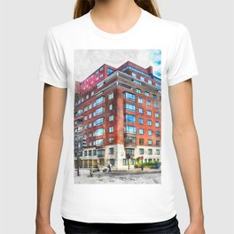 London city art 1 #london #city T-shirt