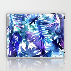 Vibe of the JUNGLE  {B-Blue} Laptop & iPad Skin