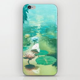 A River of Living Water iPhone Skin