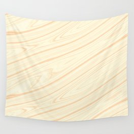 Basswood Surface Texture Wall Tapestry