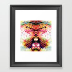 MAGIA Framed Art Print