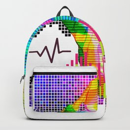 Lost in Music Backpack