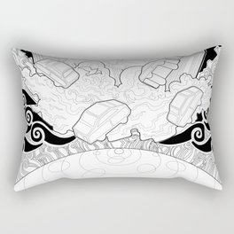 Fata Morgana Rectangular Pillow