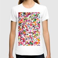 mosaic T-shirts featuring Mosaic by Laura Ruth