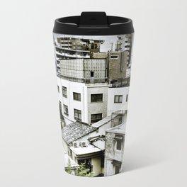 Tokyo Rooftops Metal Travel Mug