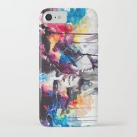 la iPhone & iPod Cases featuring la nostra infinita abnegazione  by agnes-cecile