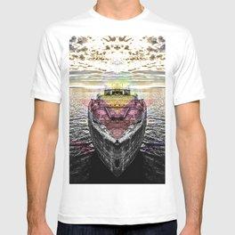 A Daunting Ship T-shirt