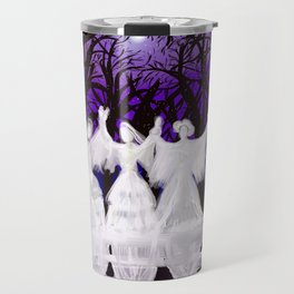 Midnight Prayers for the Living Sisters Travel Mug