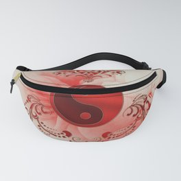 Ying und Yang, decortatives design Fanny Pack