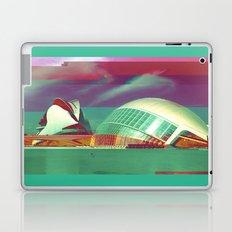 Valencia, Spain   Project L0̷SS   Laptop & iPad Skin