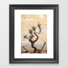 Seed of Eden Framed Art Print