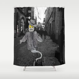 A second Chance from The Sewers Shower Curtain