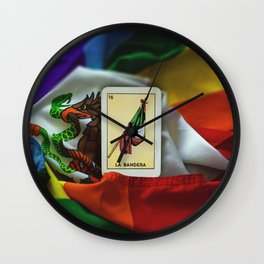 La Joteria Wall Clock