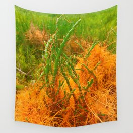 Wizards Web: Dodder Wall Tapestry