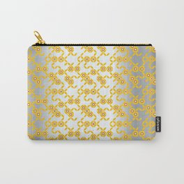 Traditional Japanese patter YABURESHIPPO Carry-All Pouch