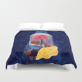 Be Our Guest Duvet Cover