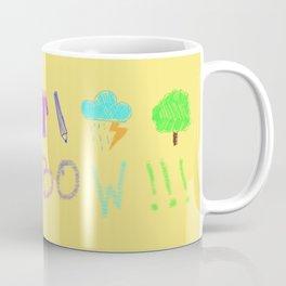 Childish Rainbow!!! Coffee Mug