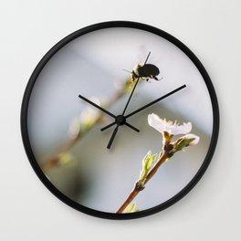Work Commute Wall Clock