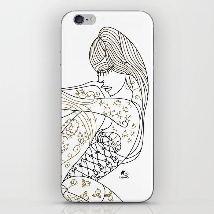 Shoona iPhone Skin