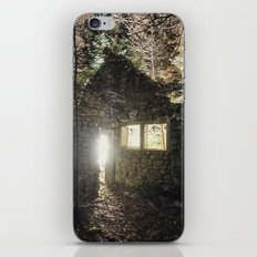 Leave a Light On iPhone & iPod Skin