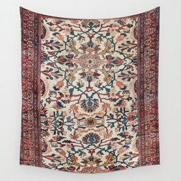 Mahal West Persian Rug Print Wall Tapestry