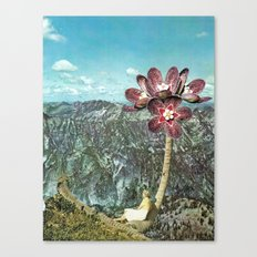 Secret Spot Canvas Print