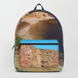 Percé Rock Gaspésie  Backpack