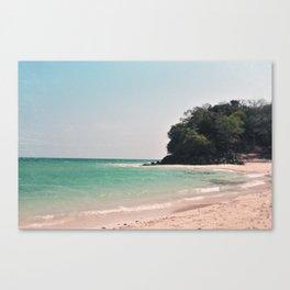 Ko Phi Phi Island in Thailand Canvas Print