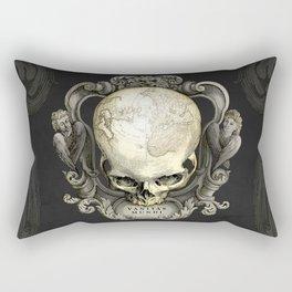 Vanitas Mundi Rectangular Pillow