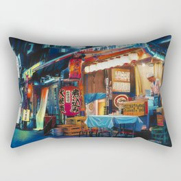 By Lantern Light Rectangular Pillow
