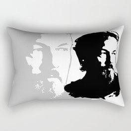 Chibs S.O.A.  Rectangular Pillow