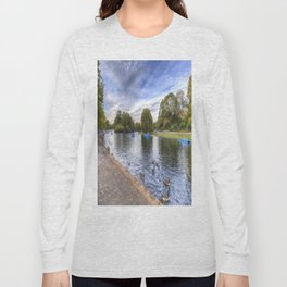 Regents Park London Long Sleeve T-shirt