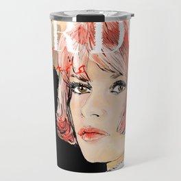 Bardot  Paris Travel Mug