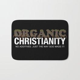 Organic Christianity Bath Mat