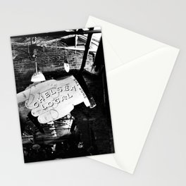Chelsea Local Sign Stationery Cards