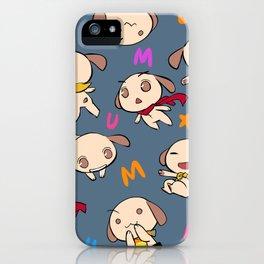 nemu*nemu iPhone Case