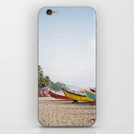Crash Boat Beach iPhone Skin