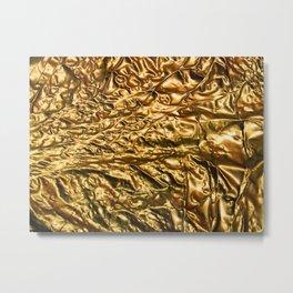 Metallic effect Metal Print