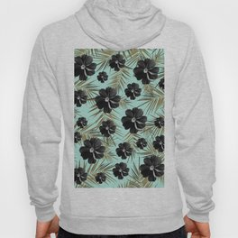 Tropical Diamond Flowers #3 #shiny #chic #floral #palms #decor #art #society6 Hoody