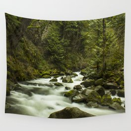 Rios de Oregon 1 Wall Tapestry