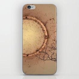 Night Lark. iPhone Skin