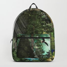 Forest Wisdom Backpack