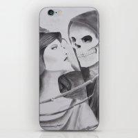 dramatical murder iPhone & iPod Skins featuring Murder by Lexi Q Studio