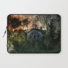 The Ghost House Laptop Sleeve