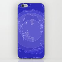 agate iPhone & iPod Skins featuring Agate by Audrey Erickson